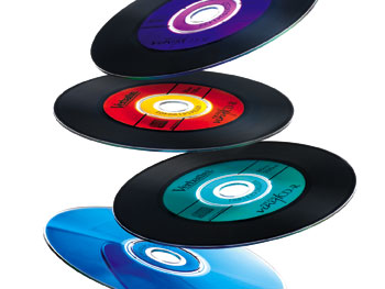 Decor O at Home List: Recordable CDs