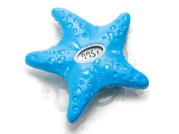 Gadgets 'O at Home' List: Starfish bath thermometer