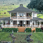 Oprah's Hawaiian home