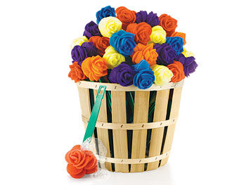 "Décor ""O at Home"" List: Flower Dishmops"