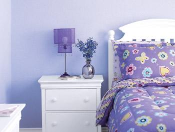A kid's bedroom on Angel Lane