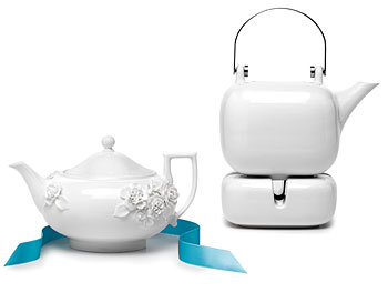 Stylish and functional teapots
