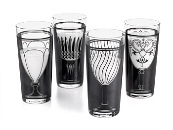 Vintage stemware patterns