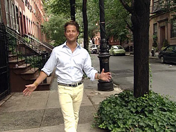 Nate Berkus in New York City's West Village