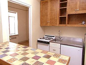 Nate Berkus's outdated kitchen