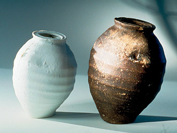 Marcel Wanders's vase and its mold