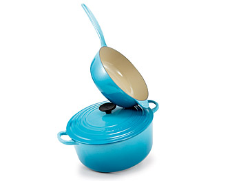 Le Creuset Enameled Cast-Iron Cookware