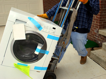 Replace old appliances with energy-efficient models.