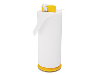 Bale Living mouse paper-towel holder