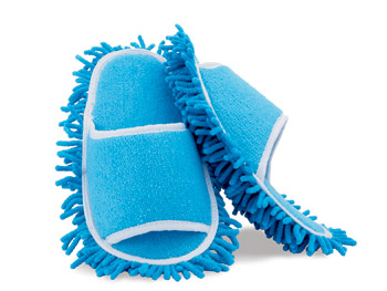 Stainz-R-Out moppers dust slippers