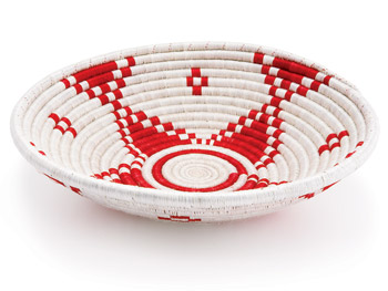 Sisal Coil Bowls from Macy's