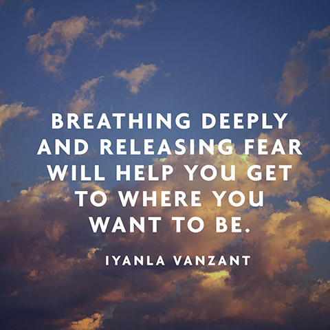 Iyanla Vanzant Quote Quote About Fear