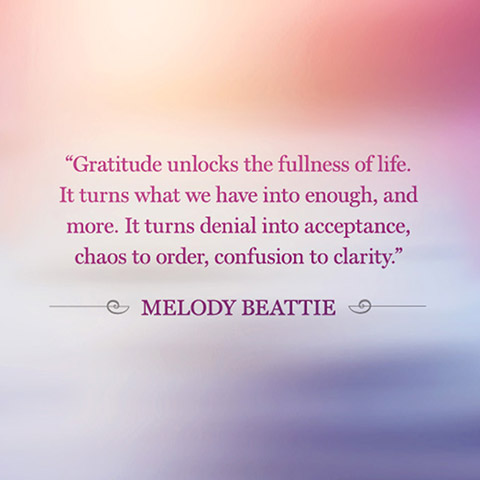 Gratitude Inspirations By Melody Beattie By Melody Beattie