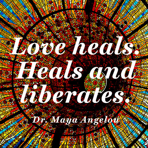 Maya Angelou Quotes About Love