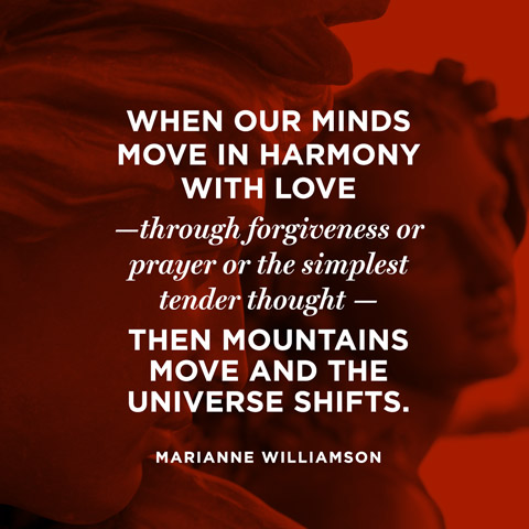 Marianne Williamson Quotes Forgiveness Images