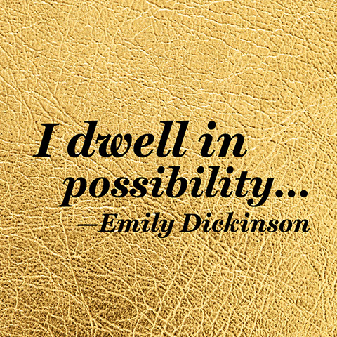 Emily Dickinson Quotes About Life