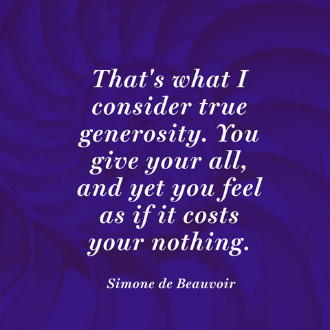 the gift of generosity Sermon preached on july 1, 2018 on 2 corinthians 8:1-9, 13-15 at first lutheran, plainville and peace lutheran, natoma.