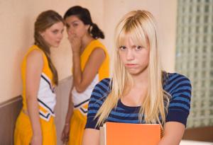 Bullying is a big problem in schools.
