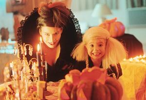 Halloween menu planning