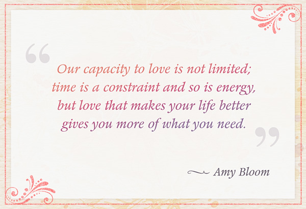 Bloom Quotes About Love