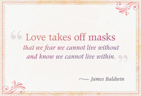 James Baldwin Quote On Love