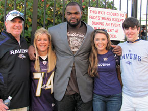 michael oher s inspiring journey the blind side leigh anne tuohy