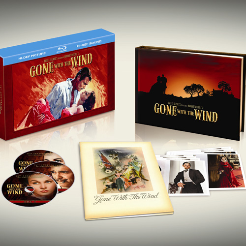 Gone with the Wind 70th Anniversary Ultimate Collectors' Edition