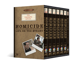 Homicide Life on the Street Complete Series Megaset