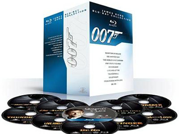 James Bond 10-Pack