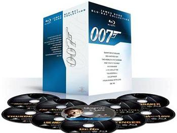 James Bond 10-Pack