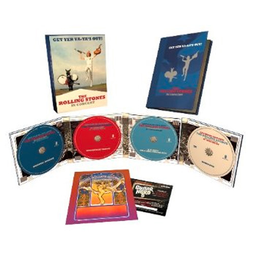 Get Yer Ya-Ya's Out! The Rolling Stones in Concert: 40th Anniversary Deluxe Box Set and Super Deluxe Box Set