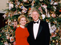President Bill Clinton and Hillary Clinton