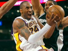 Kobe Bryant in Kobe Doin' Work