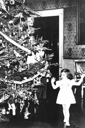 Caroline Kennedy at the White House