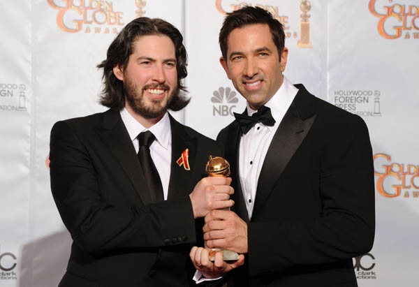 Jason Reitman and Sheldon Turner