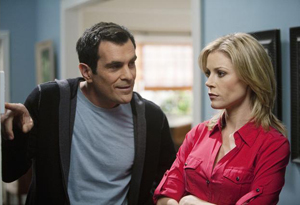 Ty Burrell on Modern Family