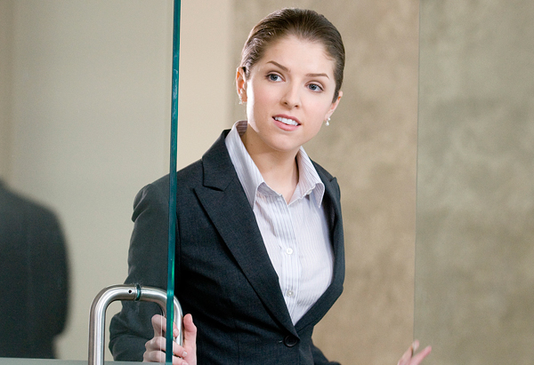 Anna Kendrick, Up in the Air