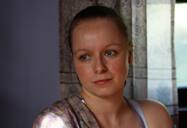 Samantha Morton, The Messenger