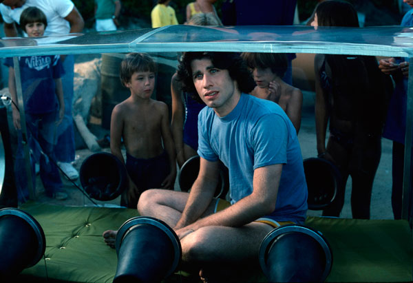John Travolta in The Boy in the Plastic Bubble