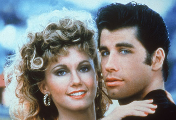 Scene from Grease