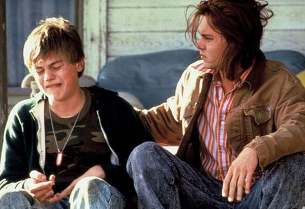 characterization in the movie whats eating gilbert grape