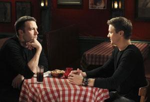 Ben Affleck and Jeremy Renner