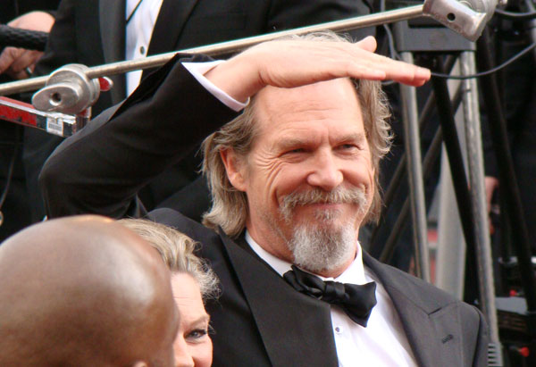Best Actor winner Jeff Bridges