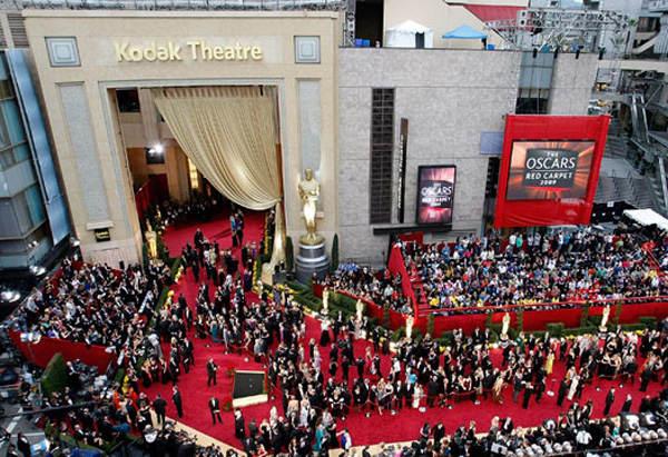 The Kodak Theatre