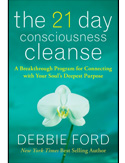 21-Day Consciousness Cleanse book cover
