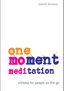 One-Moment Mediation book cover