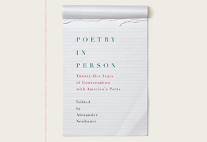 Poetry in Person book cover