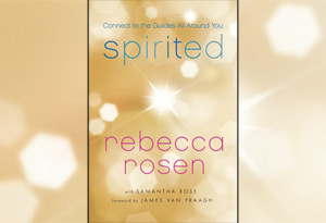 Spirited book cover