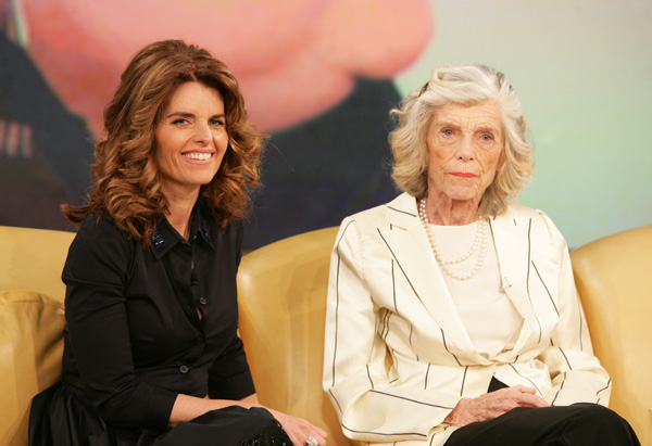 Maria and Eunice Shriver