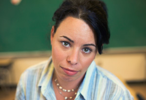 Unsure teacher